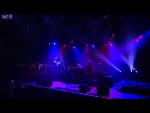 The xx Glastonbury festival
