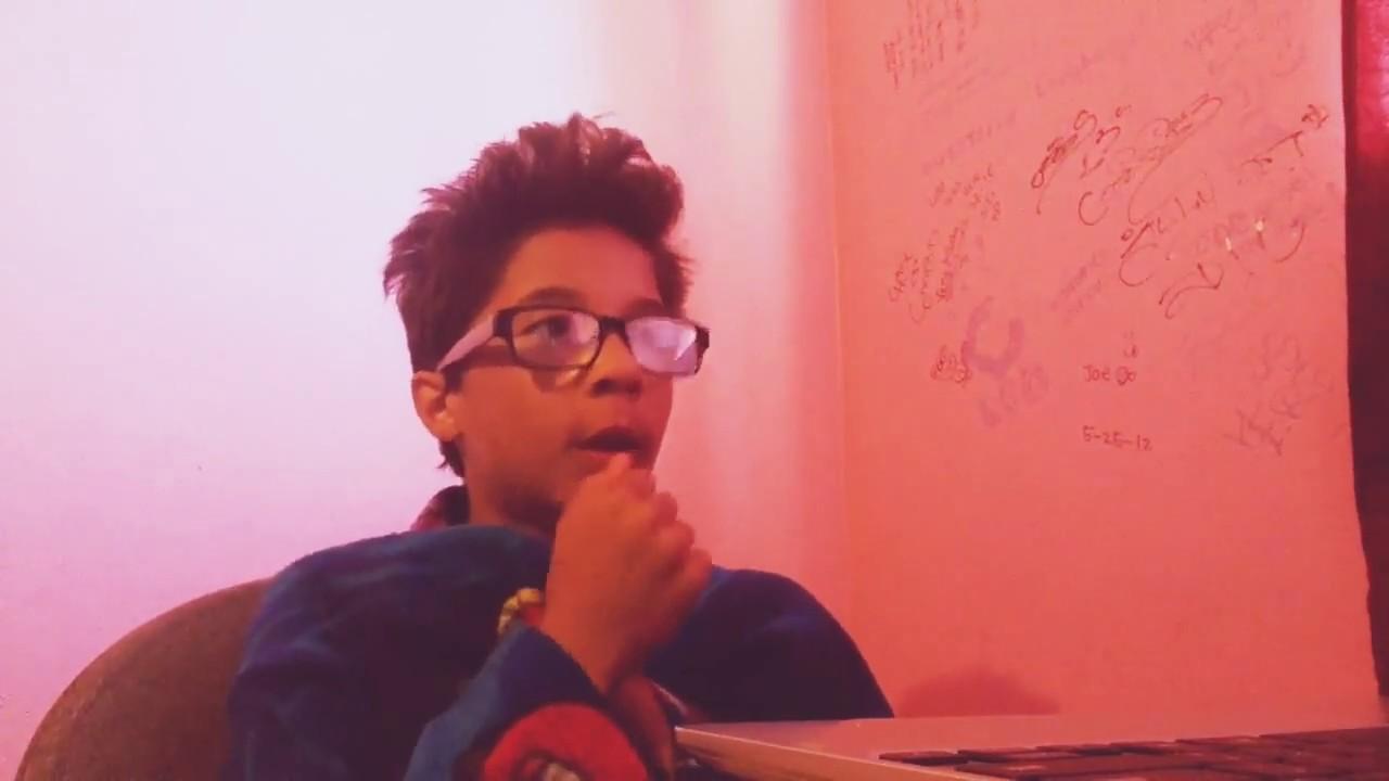 Joe angel Cruz reacts to official Jacob Sartorius bingo musi video ...