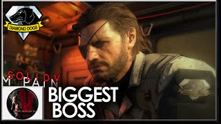 MGS V: Biggest Boss