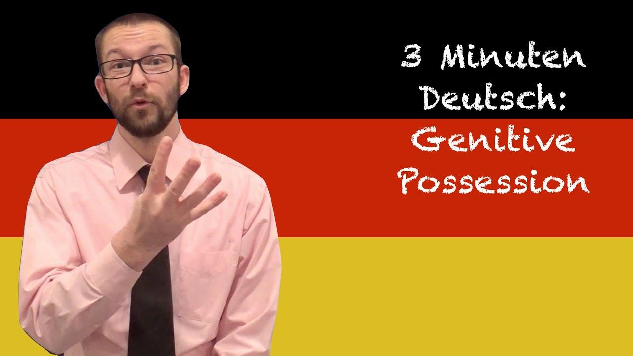 Possessed Deutsch