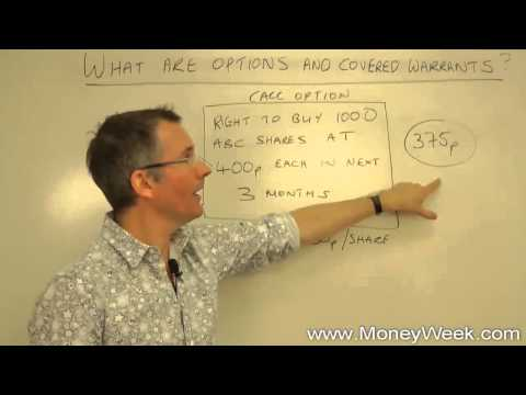 Stock Trading For Beginners: What Are Options And Covered Wa