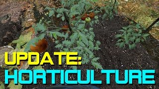Update to Horticulture in DayZ | New Plots, Pumpkins & Growing Peppers