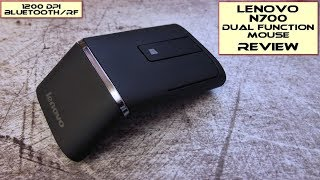 Lenovo N700 2 4GHz Bluetooth Wireless Mouse - Review