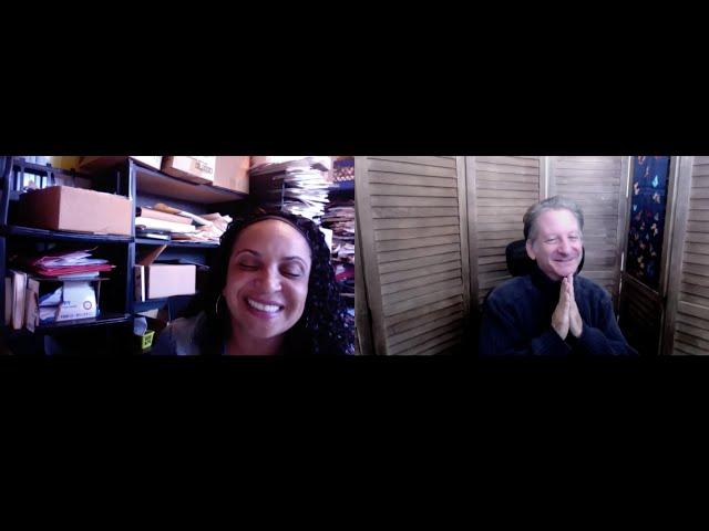 Meet The Biz With David Zimmerman - 10/25/21 - Special Guest: Taneka Johnson
