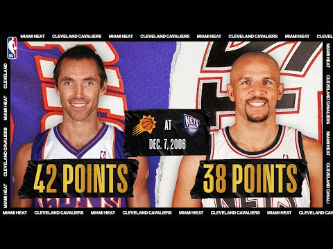 Steve Nash and Jason Kidd duel in 2OT thriller | #NBATogetherLive Classic Game