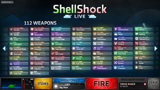 ShellShock LIVE Top 5 Favorite Weapons