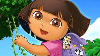 Dora The Explorer Bingo Game Learn English Children Videos Kids Games