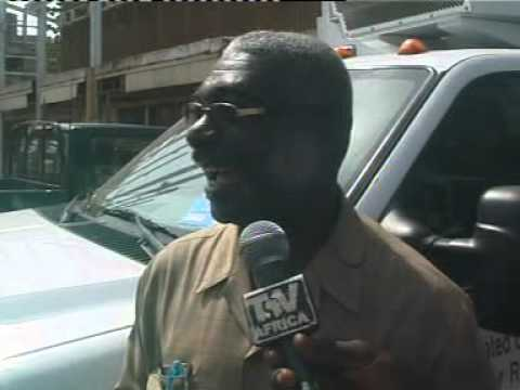 Ghana Northern Union of Chicago donates Ambulance to Tamale Teaching Hospital.