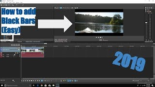 How to get cinematic film look using sony vegas 2016/2017.
