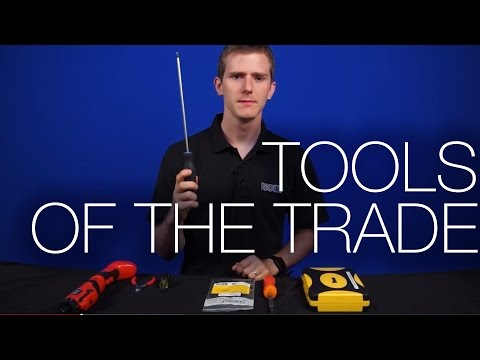 Tools For Building A PC