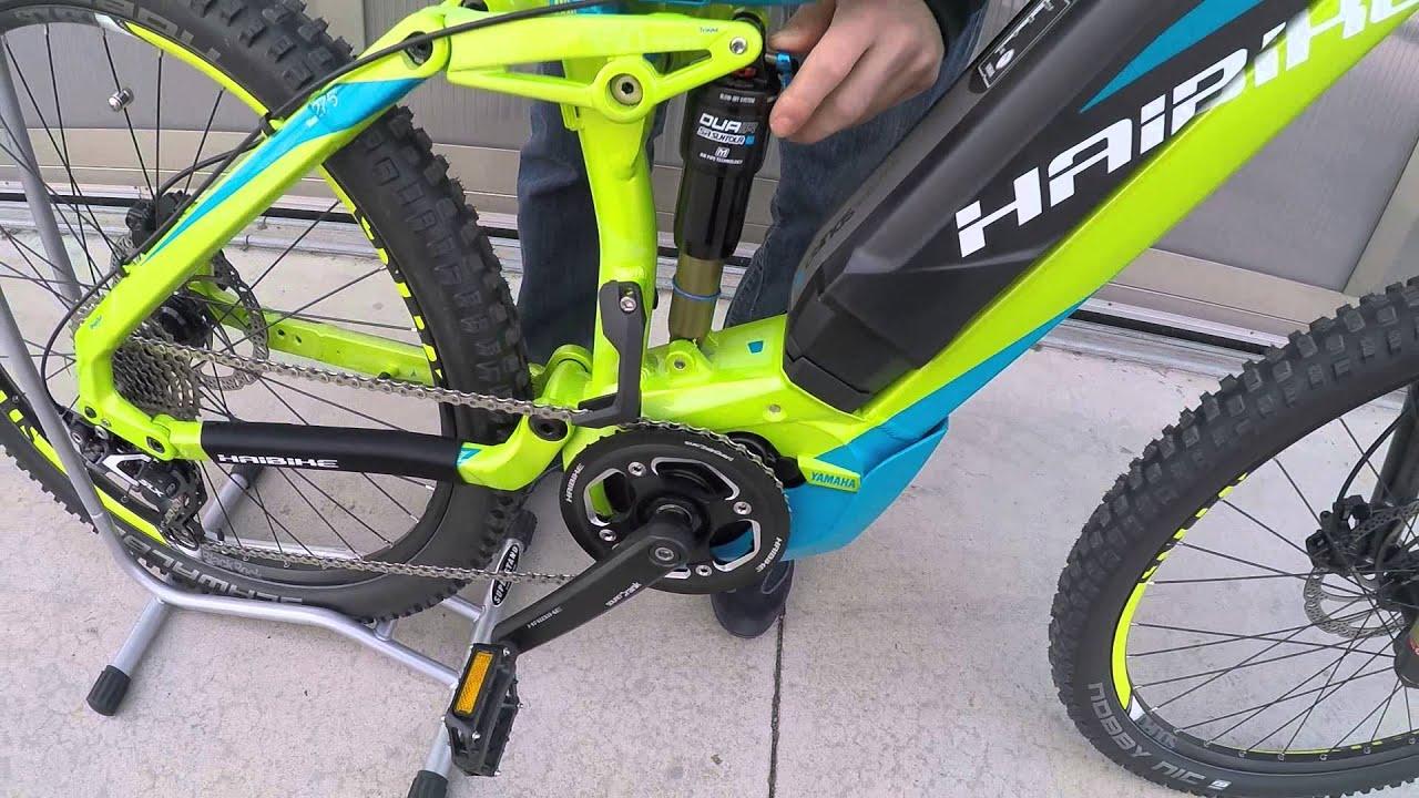Haibike Bici Elettrica All Mountain Sduro 2016