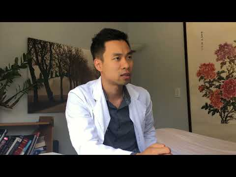 Cupping and Moxibustion - Justin Lee, Acupuncturist