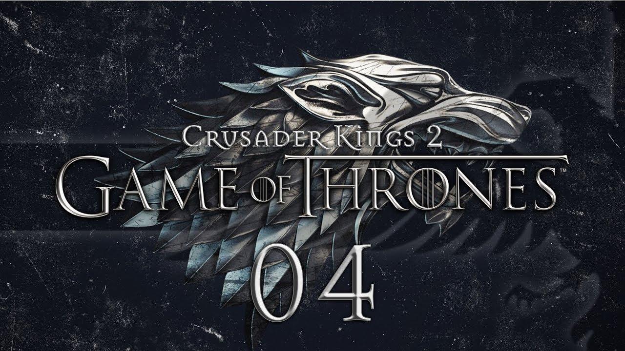 CK2 A Game of Thrones #04 QUEEN ARYA - Crusader Kings 2 Game