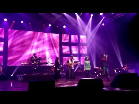 Arijit Singh,md. Irfan,palak Muchhal,silpa Rao & Mithoon Are Together In Live Concert For 1st Time