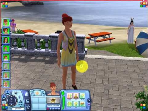 Sims 3 Using The Cheat: TestingCheatsEnabled