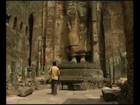 Buddha Statues of Sri Lanka – the form of the formless – Part 01 of 02