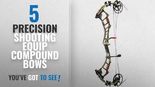 Top 5 Precision Shooting Equip Compound Bows [2018]: Pse Mad Bow, Epix, Mh, R, Cy, 29-60