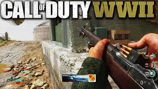 CALL OF DUTY WW2 MULTIPLAYER GAMEPLAY! (FLAMETHROWER GAMEPLAY)