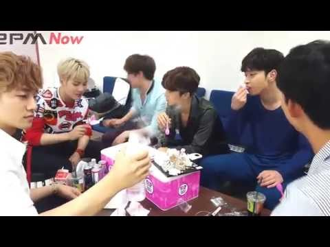 [2PM NOW] 150621 2PM & Jackson - Ice Cream Time at My House