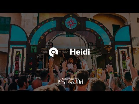 Heidi @ AMP Lost & Found Festival 2018 (BE-AT.TV)