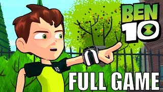 Ben 10 Reboot: The Videogame - Complete Gameplay Walkthrough
