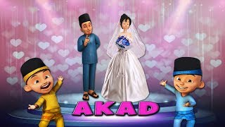 Gambar cover Upin Ipin Parody Gokil Akad Payung Teduh Kak Ros Menikah Suara Emas Keren Banget !!!