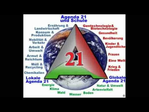 Agenda 21 for lower living standards