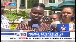 Kirinyaga County Health Workers to down tools next week over mismanagement of health institutions