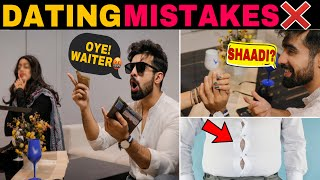 DATING MISTAKES❌| How to talk to girls| DATING TIPS| TEXTING| The Formal Edit | 2021| HINDI