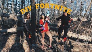 DIY: Fortnite Skin Halloween Costumes