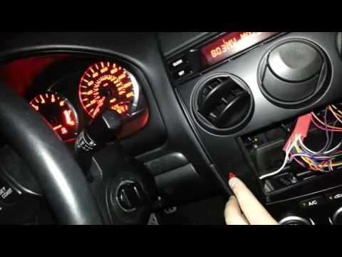 02-08 Mazda6 Double Din