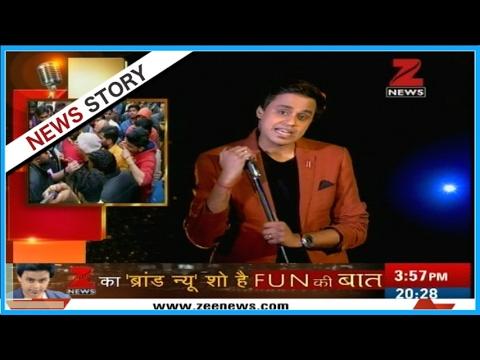 "Fun Ki Baat | What made director Anurag Kashya ""Red faced""?"