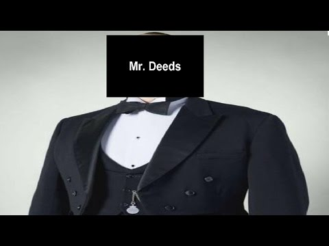 "Recollections of a Gentleman's Gentleman | Interview with SCP-662-1 ""Mr. Deeds""