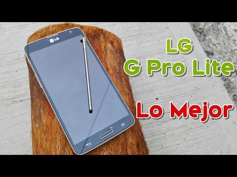 LG G Pro Lite | Lo Mejor