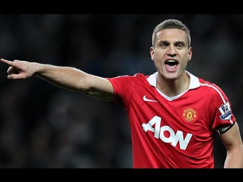 Nemanja Vidic's 21 Goals For Manchester United