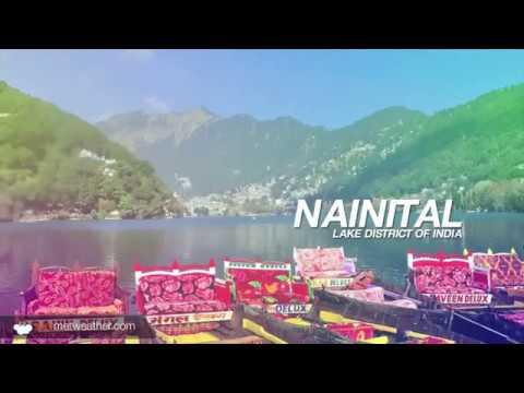 nainital the lake district of india youtube