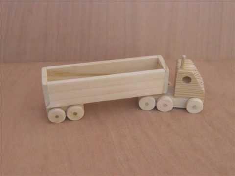 Juguetes de youtube - Muebles de juguete en madera ...