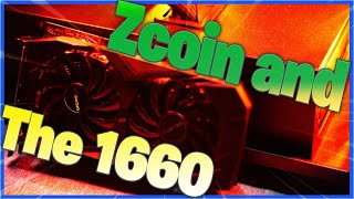 Is the best GPU for Mining Zcoin the 1660? | NVIDIA | MTP | Crypto Mining