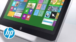 HP Pavilion TouchSmart 22 & 23 All-in-One