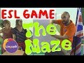 Linguish ESL Games // The Maze // LT73