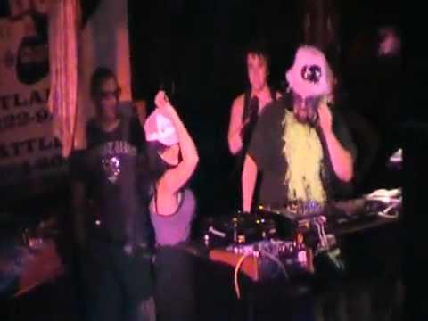 DJ Richard J Dalton and Melakai at C89.5 LAP5