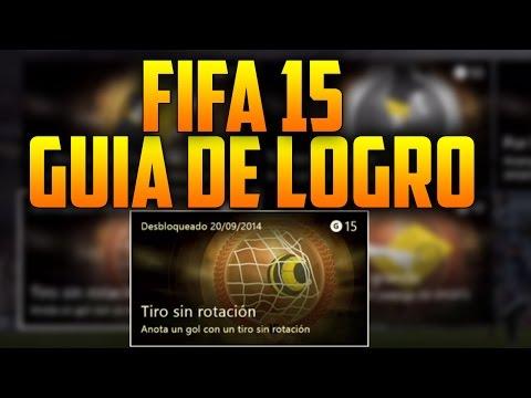 FIFA 15 Guia de logro - Tiro sin rotacion