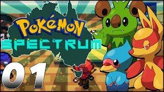 Download lagu FanGame Pokémon SPECTRUM EPISODE 01 Pokémon en AUSTRALIE MP3