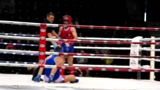 Александр Ченцов против Тодаса Ёнкаса.Ч,Е К1.