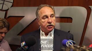Washington Wizards Draft Night - Ernie Grunfeld on Issuf Sanon