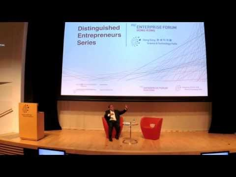 MIT Enterprise Forum Hong Kong - Sept 2014 - Dr Victor K. Fung