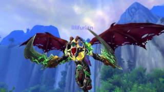 How far can you Glide as Demon Hunter | World of Warcraft: Legion