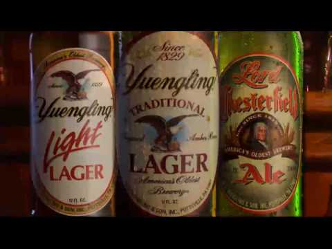 Yuengling: America's Oldest Brewery
