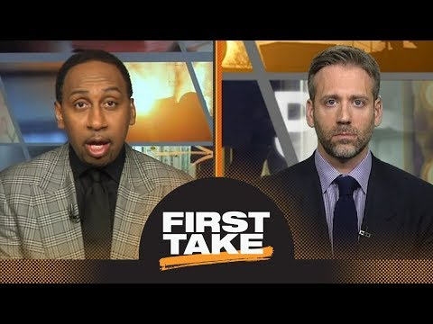 Stephen A. rants about LeBron James' lack of competition in Eastern Conference | First Take | ESPN
