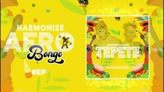 Tepete - Harmonize Ft Mr Eazi (official audio summary)